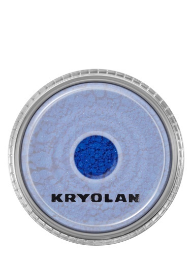 Kryolan Satin Powder 3 G Mavi